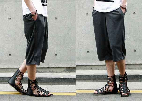 mens gladiator style sandals