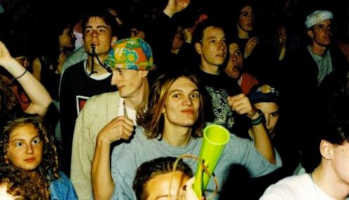 Viral video of techno party from 1997 surfaces on internet for 90s acid rave