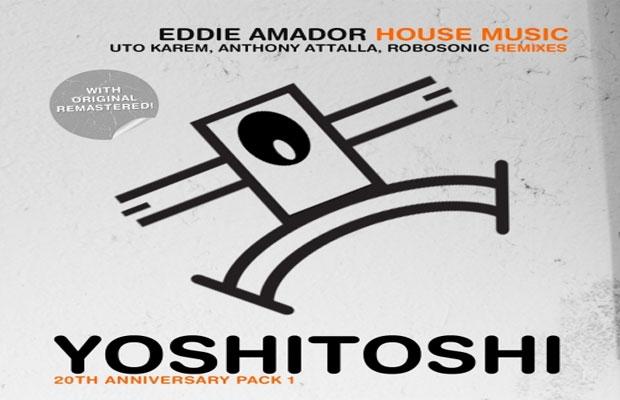 Eddie Amador - House Music (Uto Karem Remix)