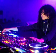Nicole Moudaber Is Back With An Electrifying Techno Remix For Christmas