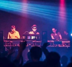 Three Japanese Techno Innovators Team Up As Disq Clash