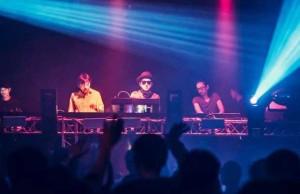Three Japanese Techno Innovators Team Up As Disq Clash
