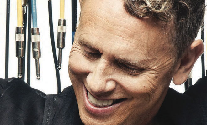After VCMG, With Depeche Mode's Future Unknown, Martin Gore Is Simply 'MG'