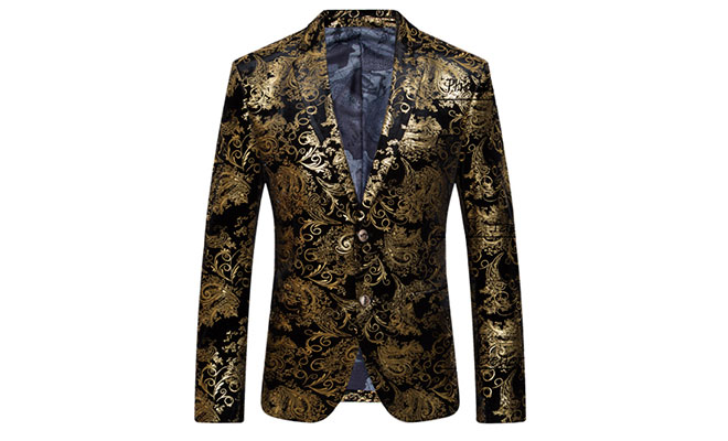 5 Cool Fashion Blazers All Men Should Get