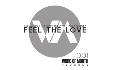 """CHECK THIS OUT: Ted Nilsson & Stuart Ojelay Unleash House Tune """"Feel The Love"""""""