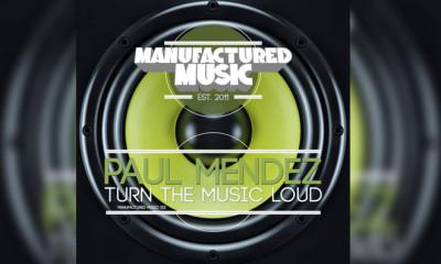 Listen Now: Paul Mendez - Turn The Music Loud
