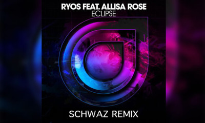 "Schwaz Announces His Return With The Remix of Ryos' ""Eclipse"" Feat. Allisa Rose"