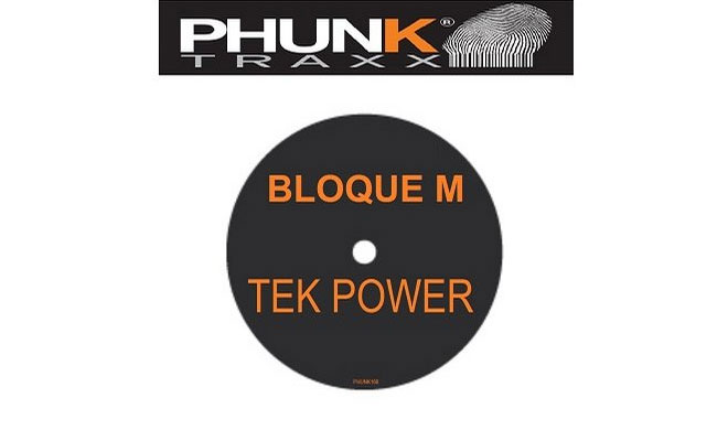 "Listen to ""Tek Power"" Superb Techno On Phunk Investigation's Phunk Traxx"