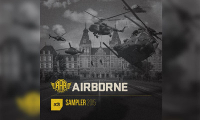 Airbone Artists Agency Impresses With Rocking ADE Sampler
