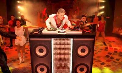 David Hasselhoff Becomes A DJ In Ibiza-Based Musical