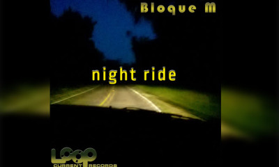 "Bloque M Steps Up With Tech House Tune ""Night Drive"""