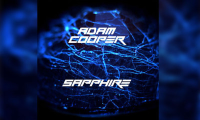 """Now You Can Download Adam Cooper's Epic EDM Song """"Sapphire"""""""