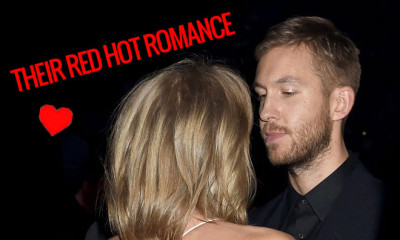 Calvin Harris & Taylor Swift Getting Very Serious!!!