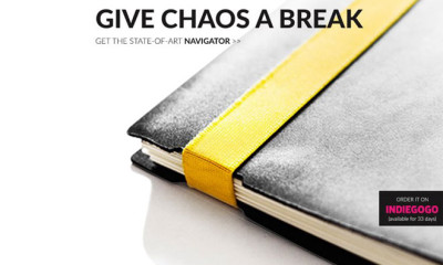 Give Chaos A Break - Get The Navigator