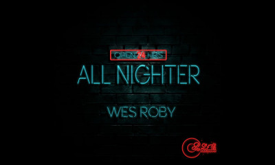 """Listen To Wes Roby's New Single """"All Nighter"""""""