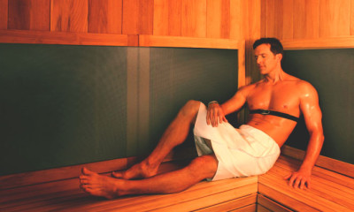 Great New Discovery - Infrared Saunas Can Benefit DJs