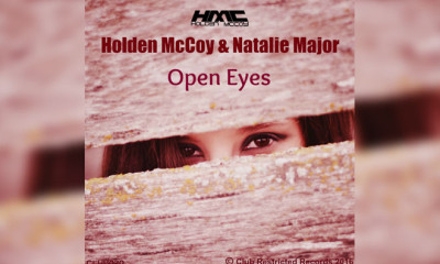 """Holden McCoy Debuts On Club Restricted Records With """"Open Eyes"""""""