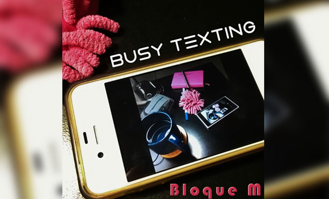 'Busy Texting' Is For Serious House Music Fans