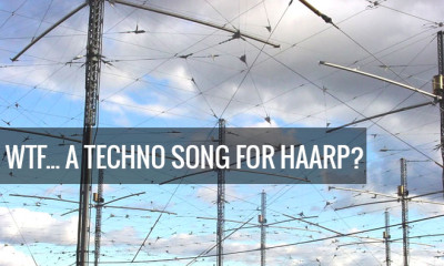 HAARP A Weapon Capable Of Inducing Powerful Earthquakes Gets A Techno Song!