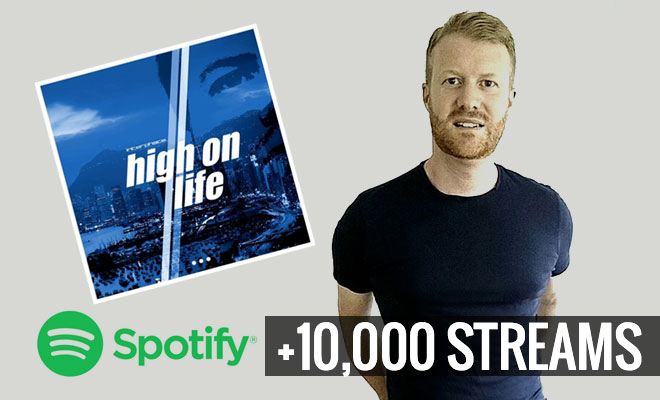 "Interphace Passes 100,000 Streams On Spotify With Summer Song ""High On Life"""