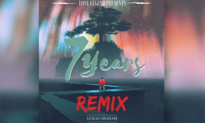 LISTEN NOW: Lukas Graham - 7 Years (Tony Lëgend Remix)