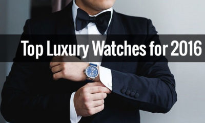 List of Top Luxury Watches for 2016