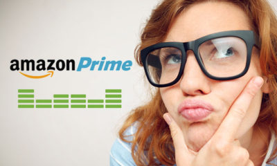 AMAZON PRIME MUSIC — Do They Have A Chance Against Spotify?