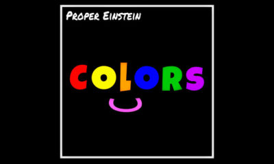 "Proper Einstein Releases New Single ""Colors"""