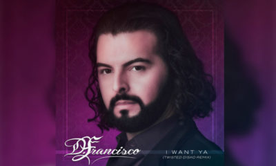 "D. FRANCISCO Shares Free ""I Want You"" Remix"