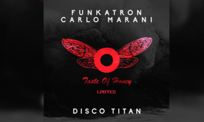 LISTEN NOW: Funkatron, Carlo Marani - Disco Titan