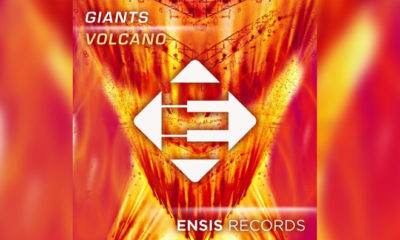 "GIANTS Debut New Dance Track ""Volcano"""