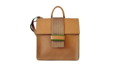 Rock Collegiate-Cool Style With Maria Cardelli's Back Up Bag
