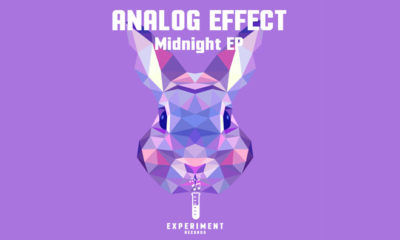 Techno Lads Analog Effect Releasing On Experiment Records