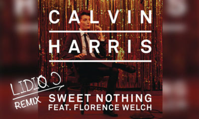 FREE MP3: Calvin Harris feat. Florence Welch - Sweet Nothing (LIDIØ C Remix)