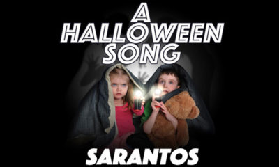 Sarantos Releases A New Song For Your Halloween Playlist