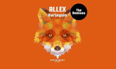 "Allex's ""Harlequin"" Gets The Remix Treatment!"