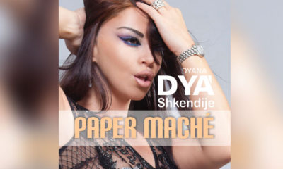 "Dyana Dyà Does It Again! Here's The New Dance Hit ""Paper Maché"""