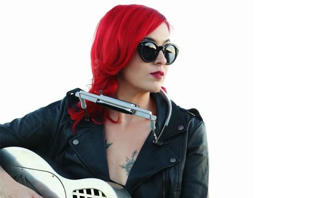 "Christina Rubino Releases Bold New Single And Video ""Godspeed & Guns"""