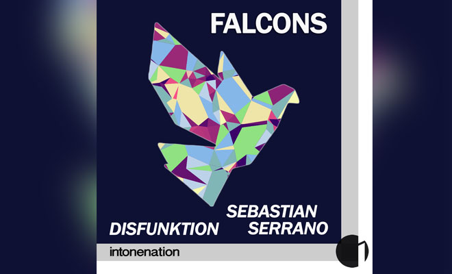 "Disfunktion and Sebastian Serrano Launch Progressive House Roller Coaster ""Falcons"""
