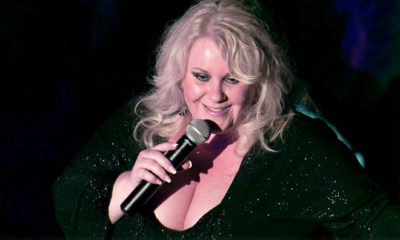 Watch France Joli Mini-Concert at Cafe Iguana Pines