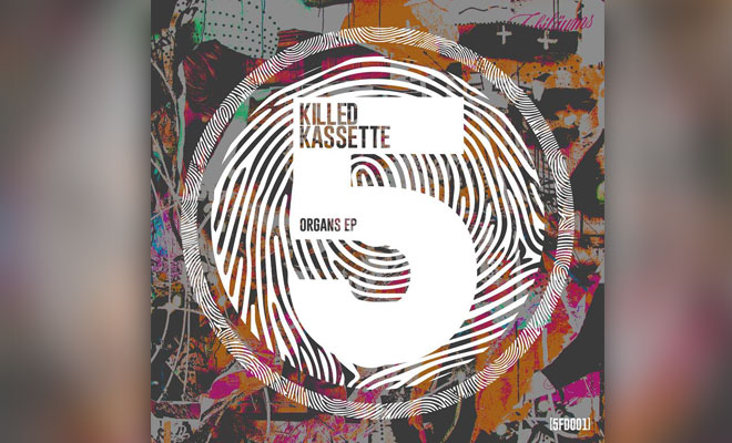 "Killed Kassette Releases New Tech House Track ""Organs"""