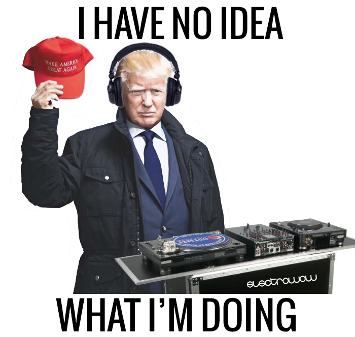 DJ Donal Trump The Best Funny Memes!
