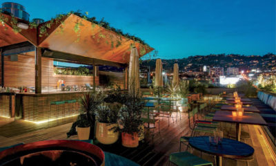 5 Of The Best Rooftop Bars In Los Angeles