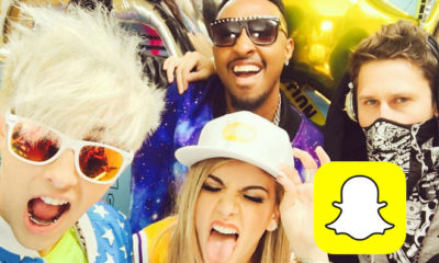 There's An EDM Song about Snapchat