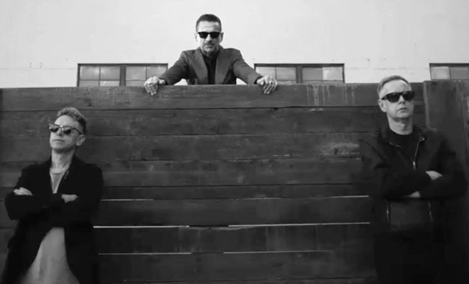 "Depeche Mode Debuts ""Where's The Revolution"" Music Video - Watch Here!"