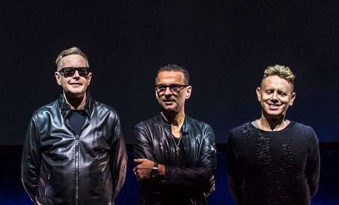 "A New Depeche Mode Song Was Leaked Online: ""Where's The Revolution"""