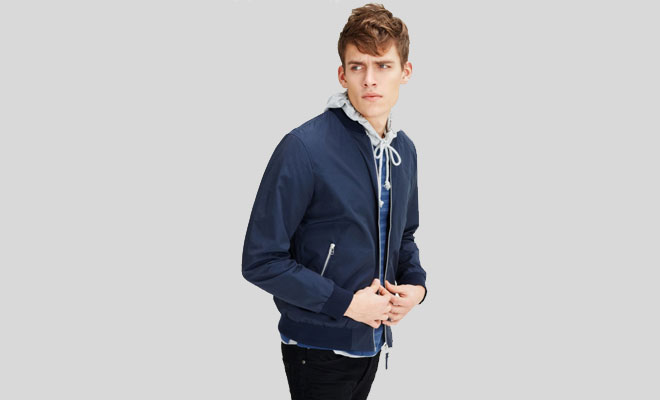 jack and jones jacket