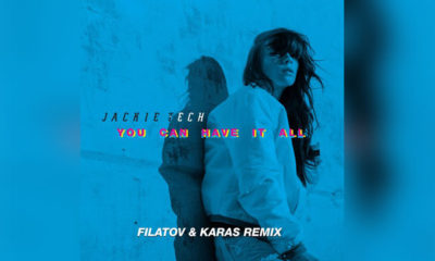 Jackie Tech Get's The Remix Treatment from Filatov & Karas