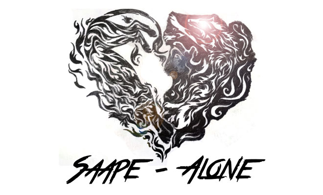 "Saape's New Song ""Alone"" Available On Spotify"
