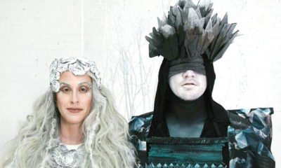 "Souleye & Alanis Morissette Premiere Fantasy-Inspired Video ""Snow Angel"""